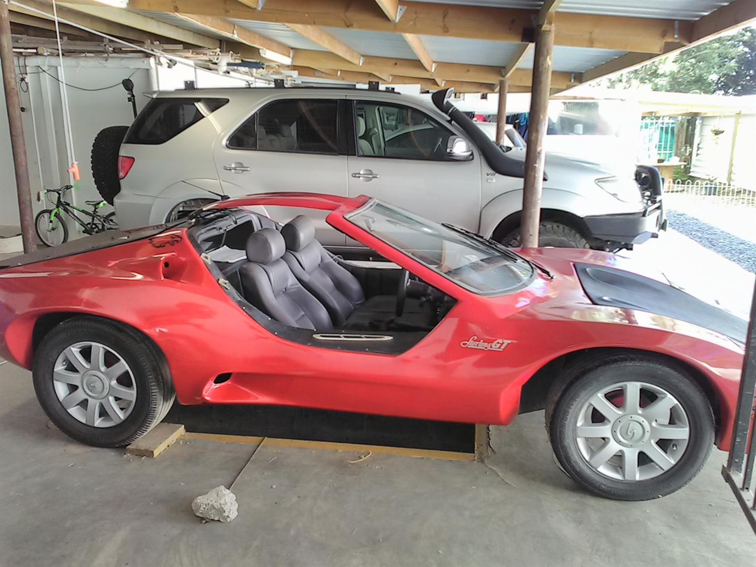 kit car :- SPORTS CAR STERLING GT