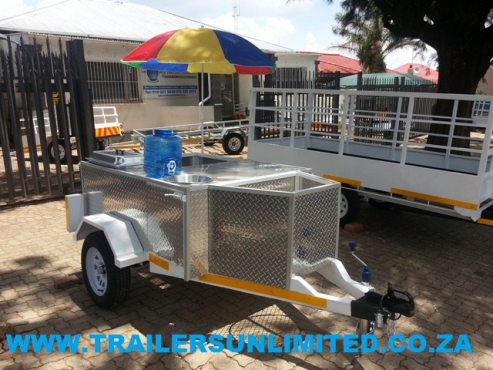 BUDGET CATERING UNIT FROM R14900