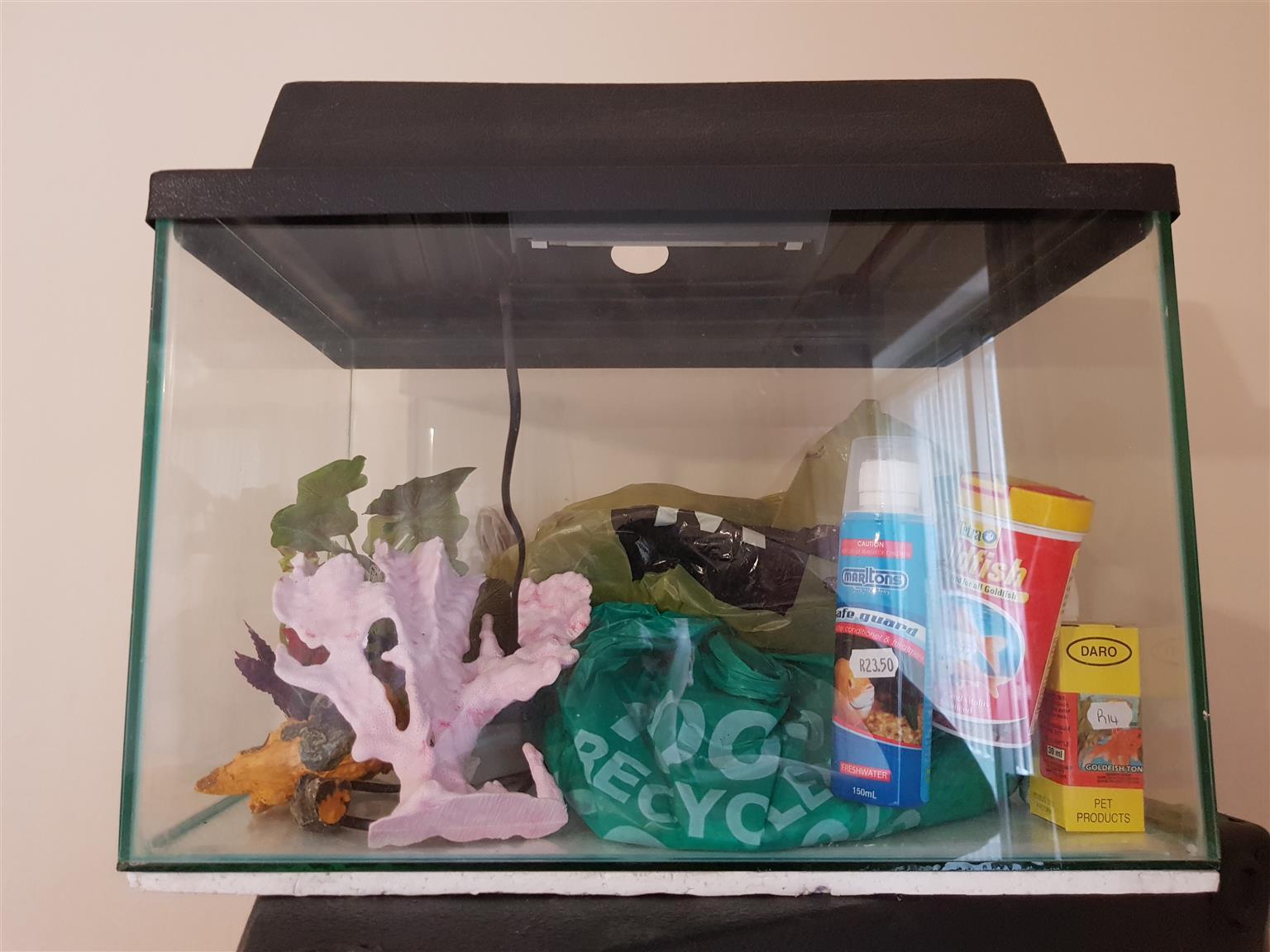 Fish Tank Good Condition