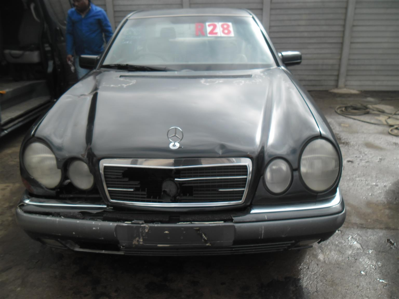 MERCEDES BENZ W21 STRIPPING FOR SPARES ENGINE FOR SALE