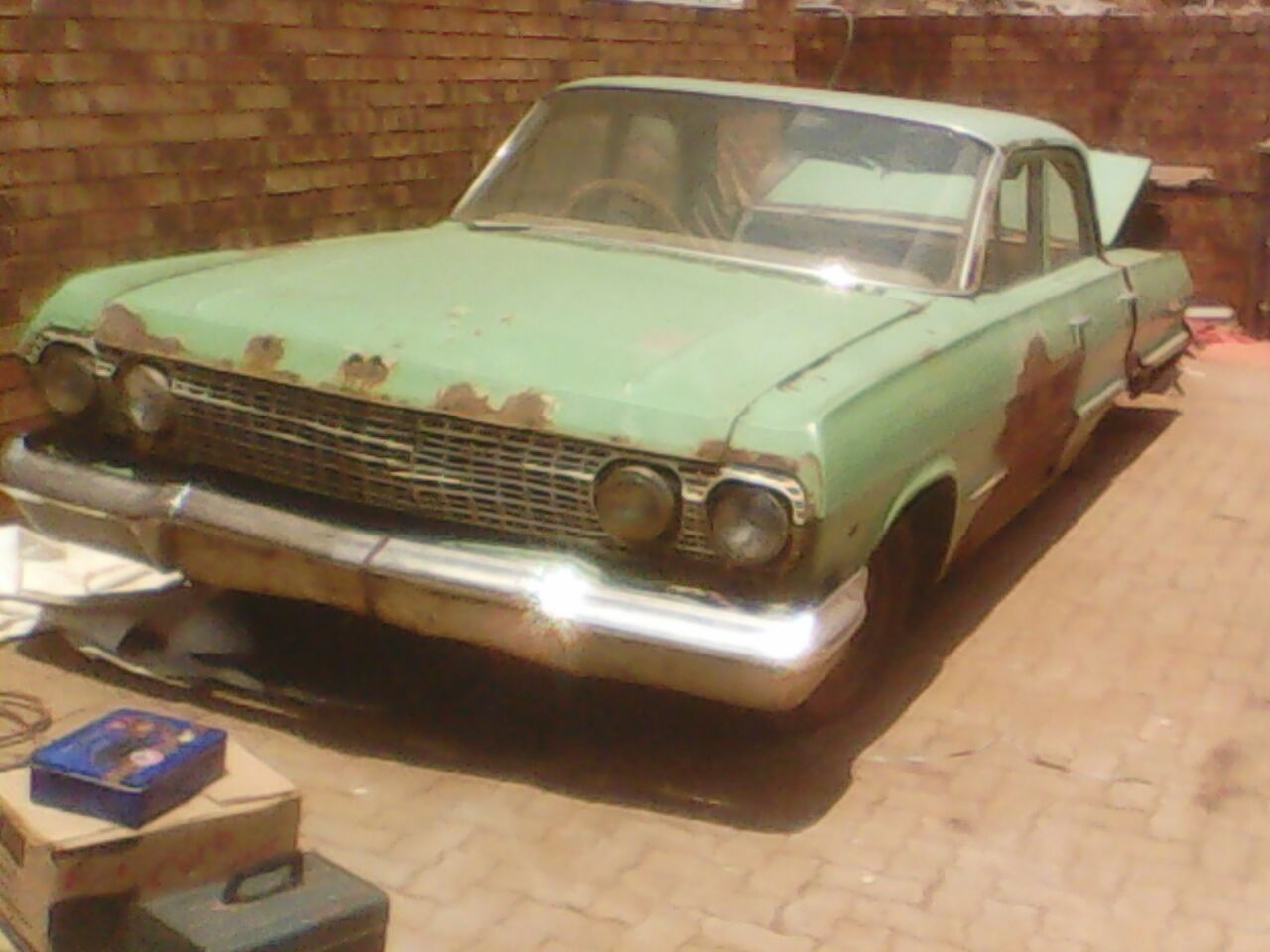 Chevrolet  Bischanye  1963 model for sale