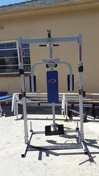 Trojan power cage complete home gym system for sal junk mail