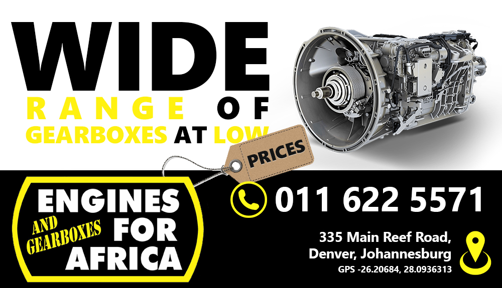New and Used Gearboxes