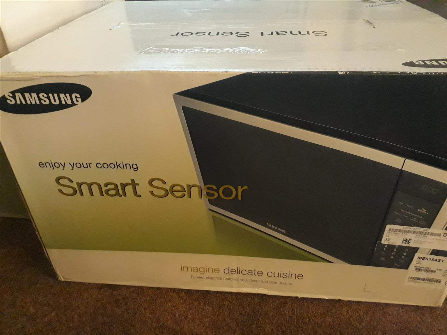Smart sensor Microwave