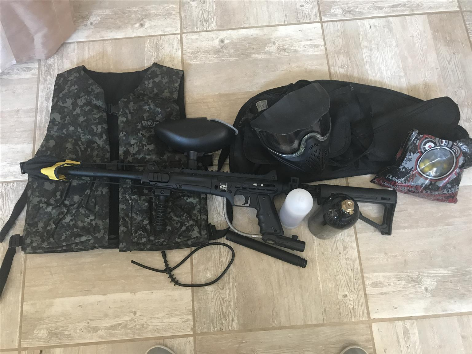 Tippman Paintbal Gun for sale