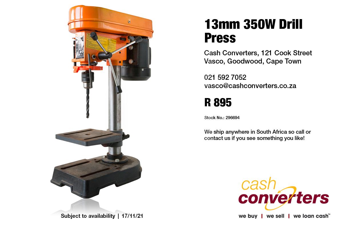 13mm 350W Drill Press