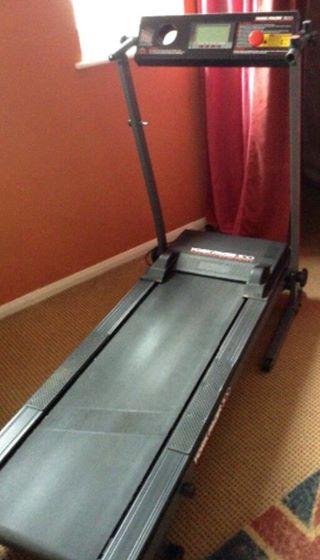Secomd Hand York Pacer 3100 Treadmill