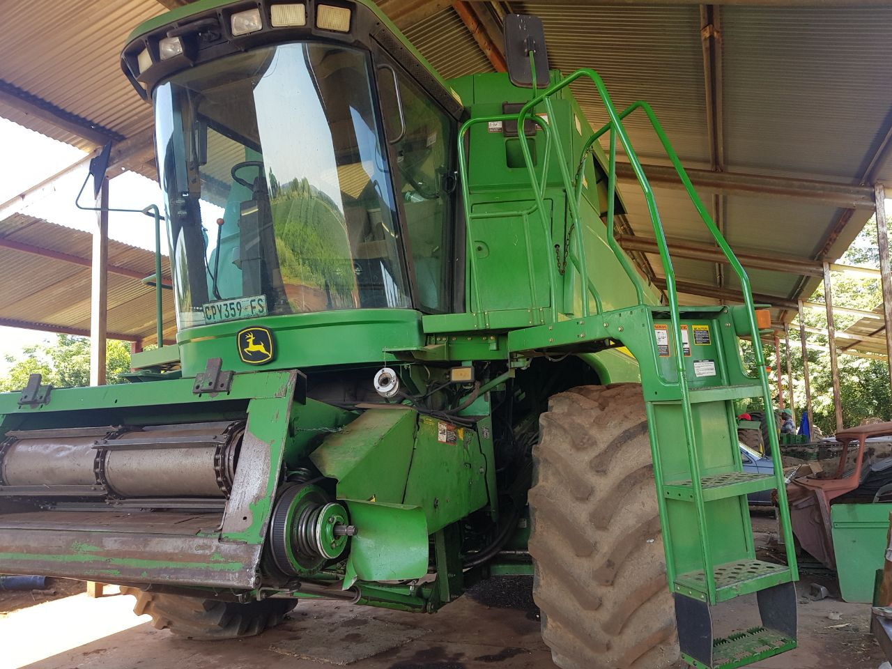 John deere stroper no 2