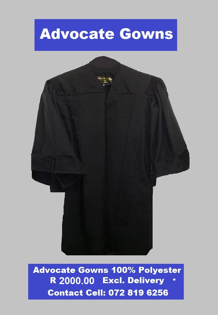 Graduation Gown bags, Advocate Gown Bag, Attorney Gown Bags, Pastor ...