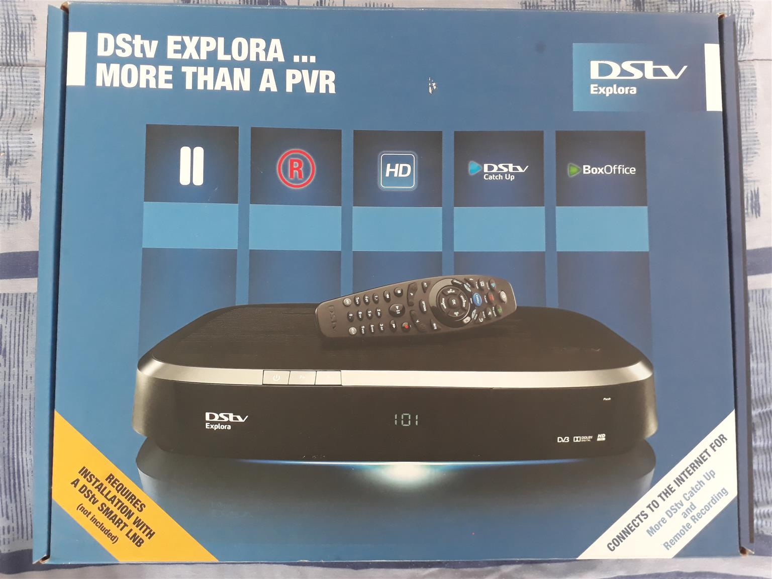 DStv EXPLORA and DStv Smart LNB