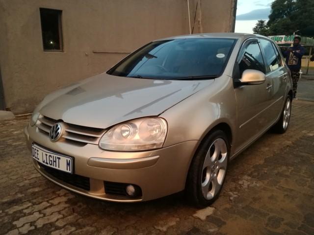2006 VW Golf 1.9TDI Comfortline