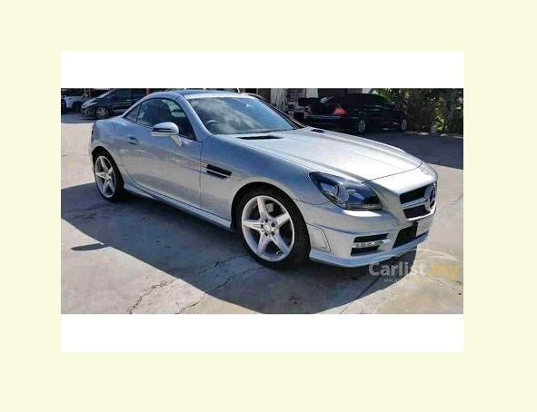 2012 Mercedes Benz SLK