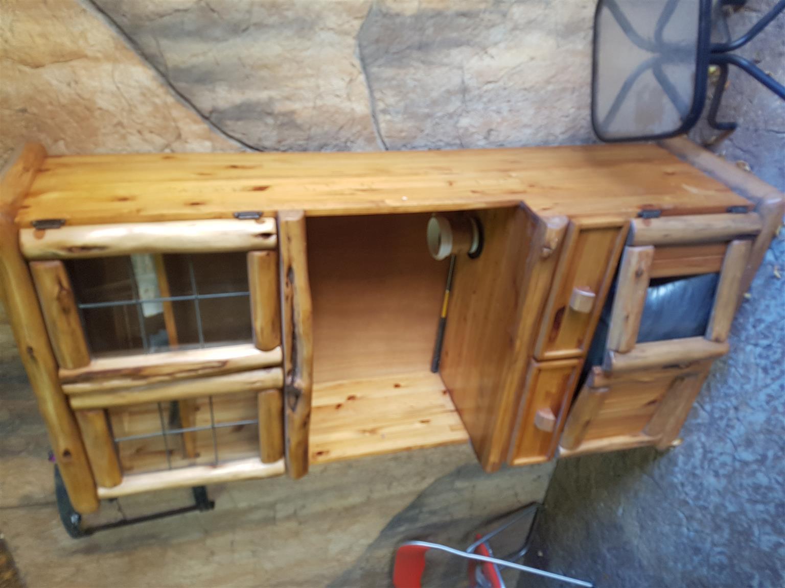 Upright Cupboard