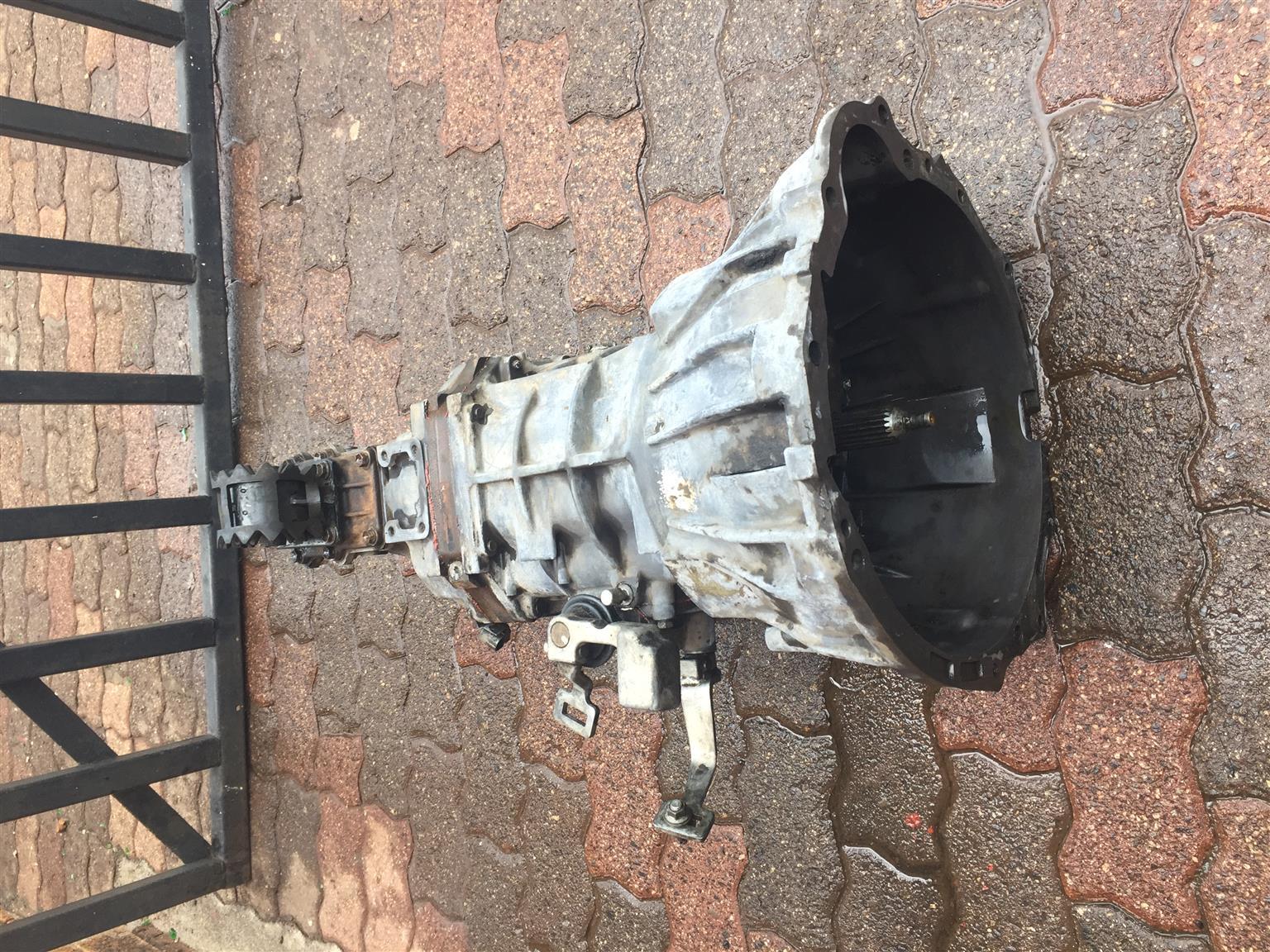 Toyota Quatum gearbox for sale