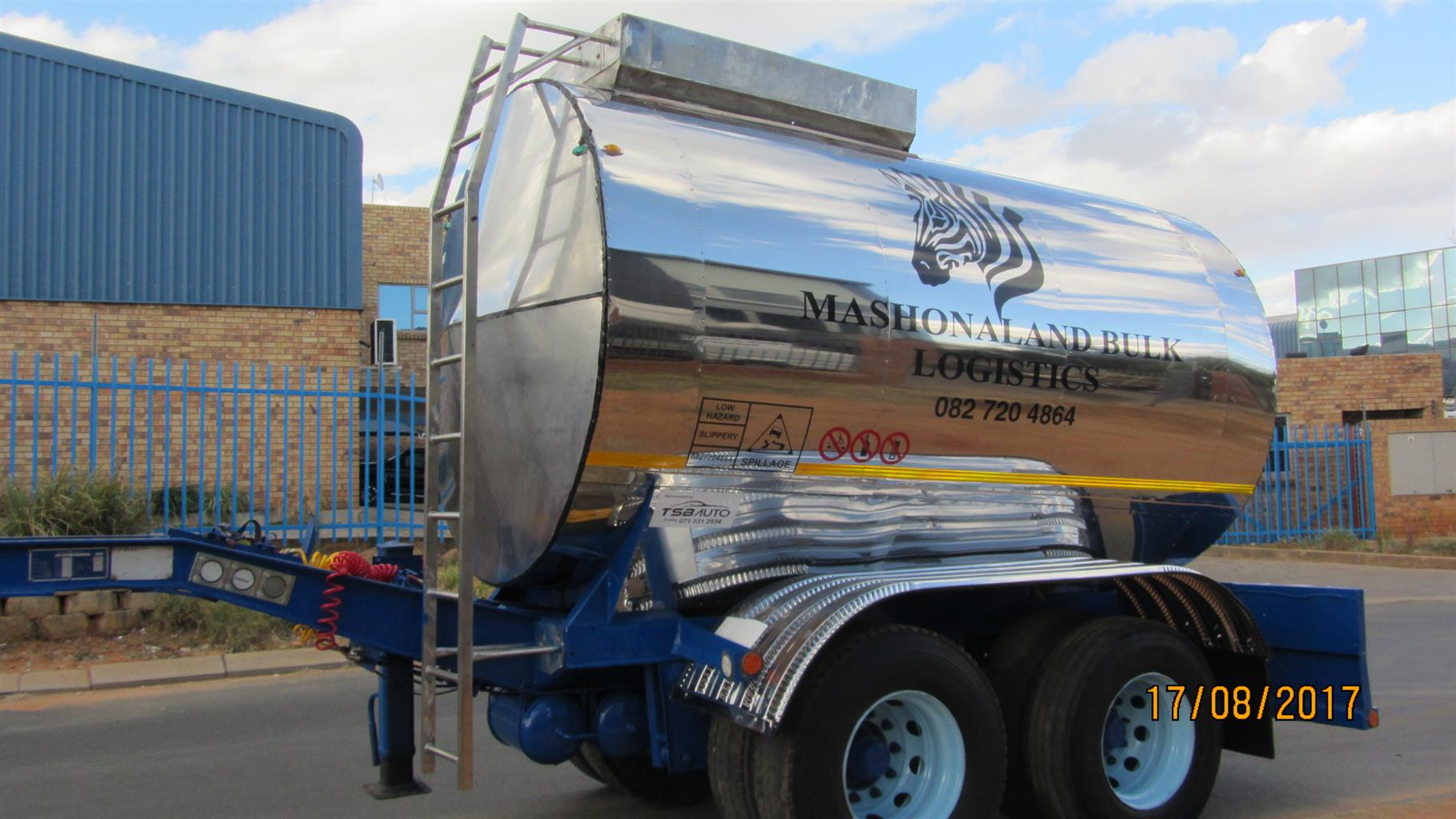 Refurbishment Of Tankers Mild Steel Stainless Steel