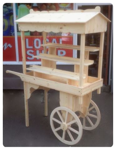 Candy Carts Cake Stands And Shop Display Stands Junk Mail