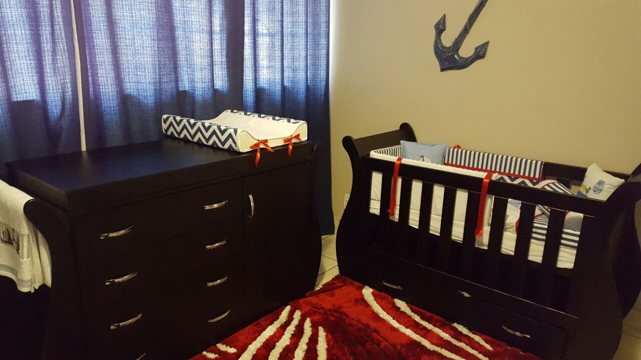 Carnation Baby Cot and Compactum-R 5999,00