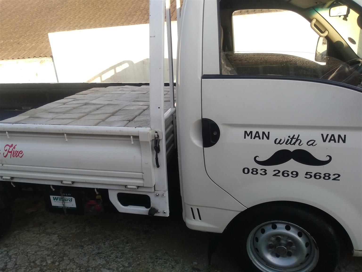 __ CHEAPEST PRICE __ Bakkie for HIRE Right NOW!