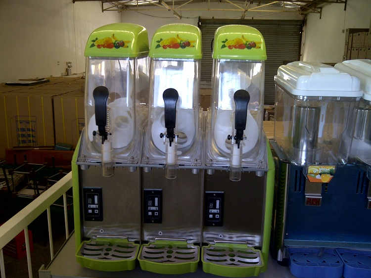 Slush Machines Excellent Quality Direct From Importer Full Warranty...From R 10000