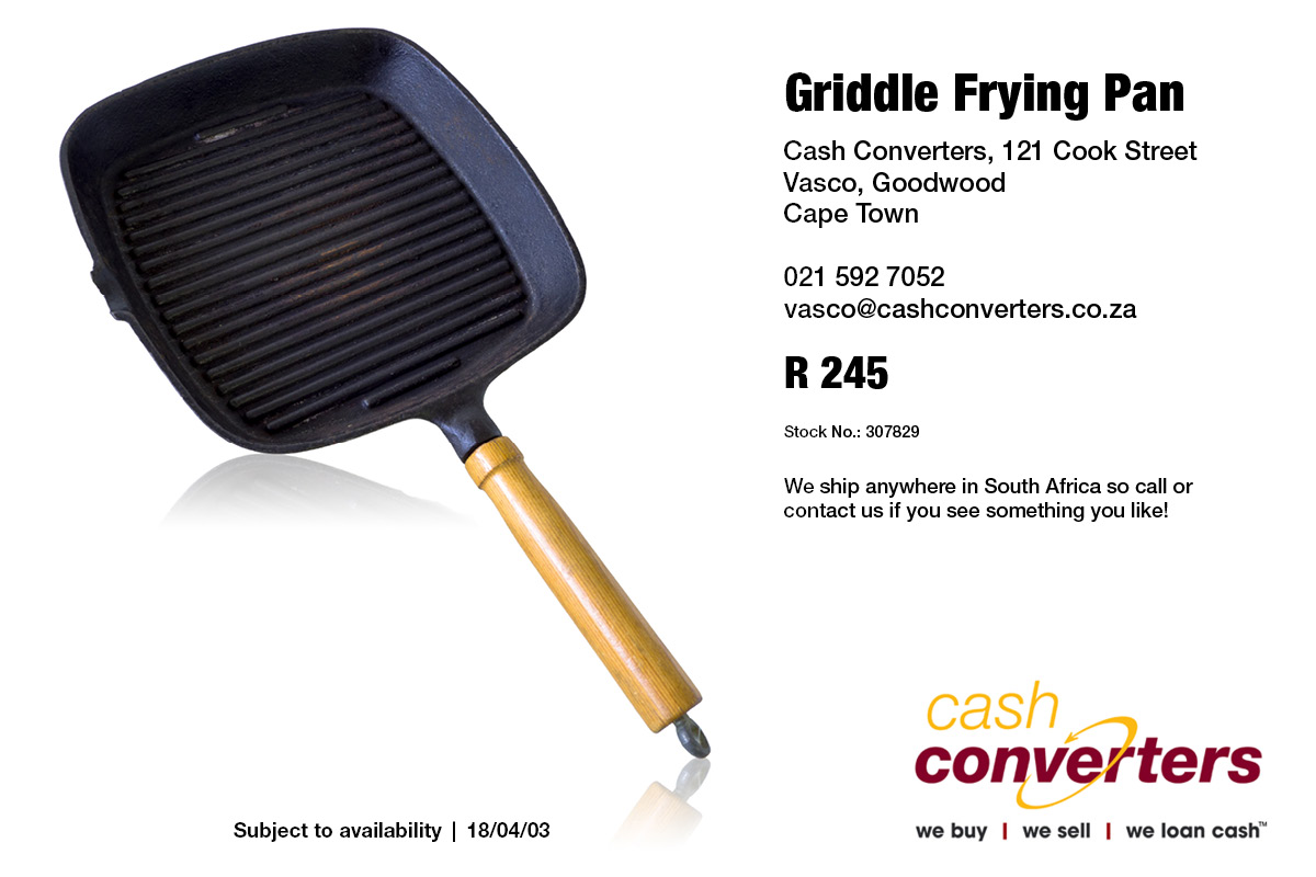 Griddle Frying Pan