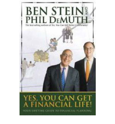 9 Steps to Financial Freedom, Orman & Yes, you can get a Financial Life, Stein & DeMuth
