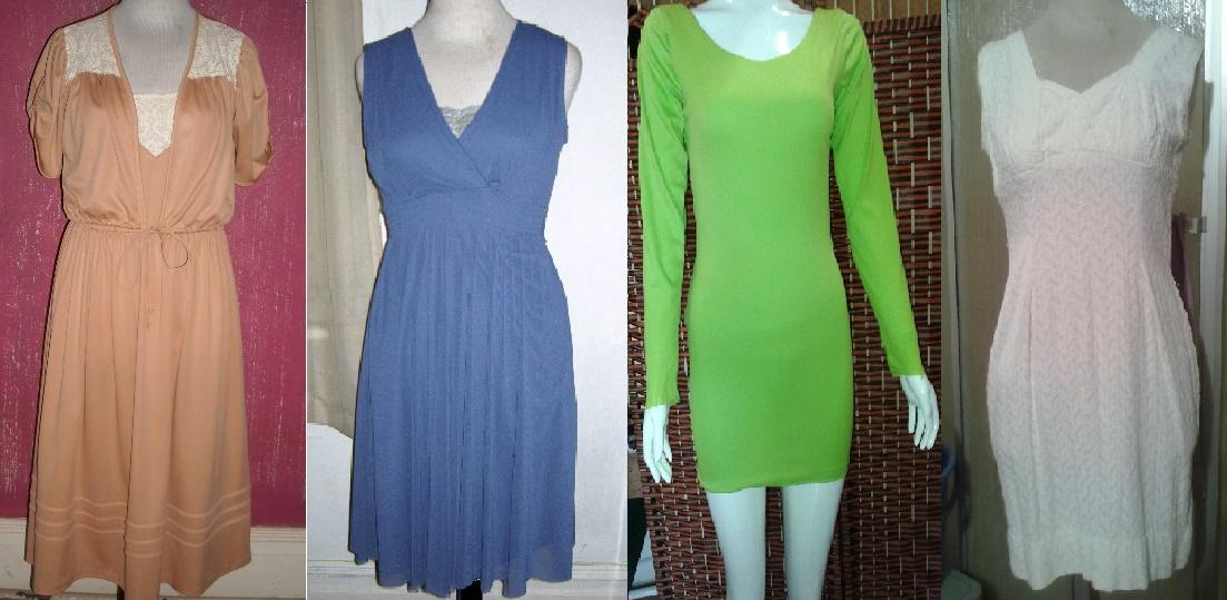 Ladies Designer & Vintage Dresses For Sale
