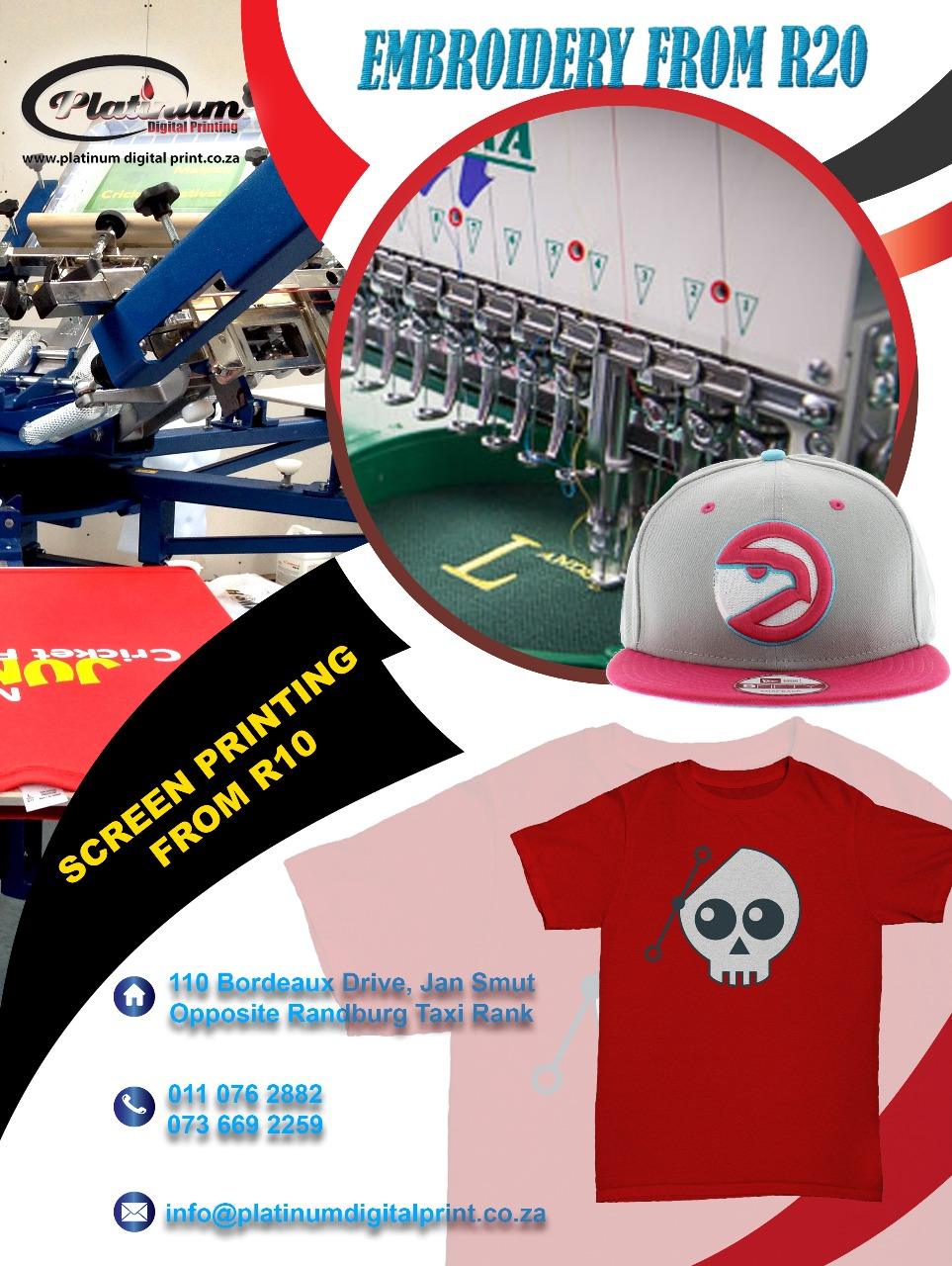 T Shirts Printing Machine For Sale In South Africa | Lixnet AG