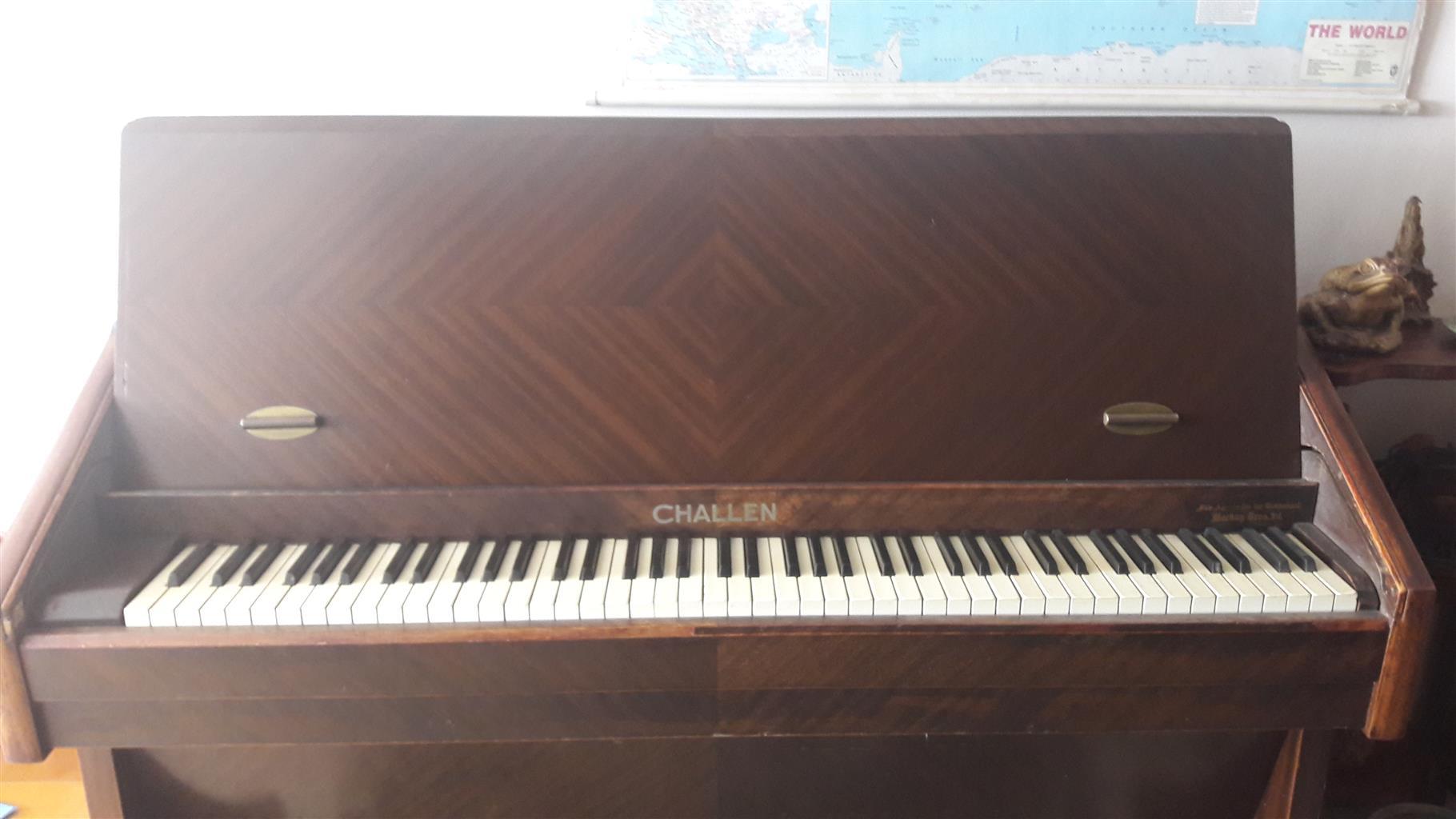 Piano Challen