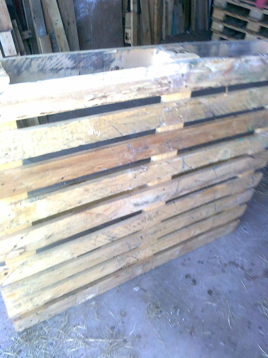 Pallets for furniture