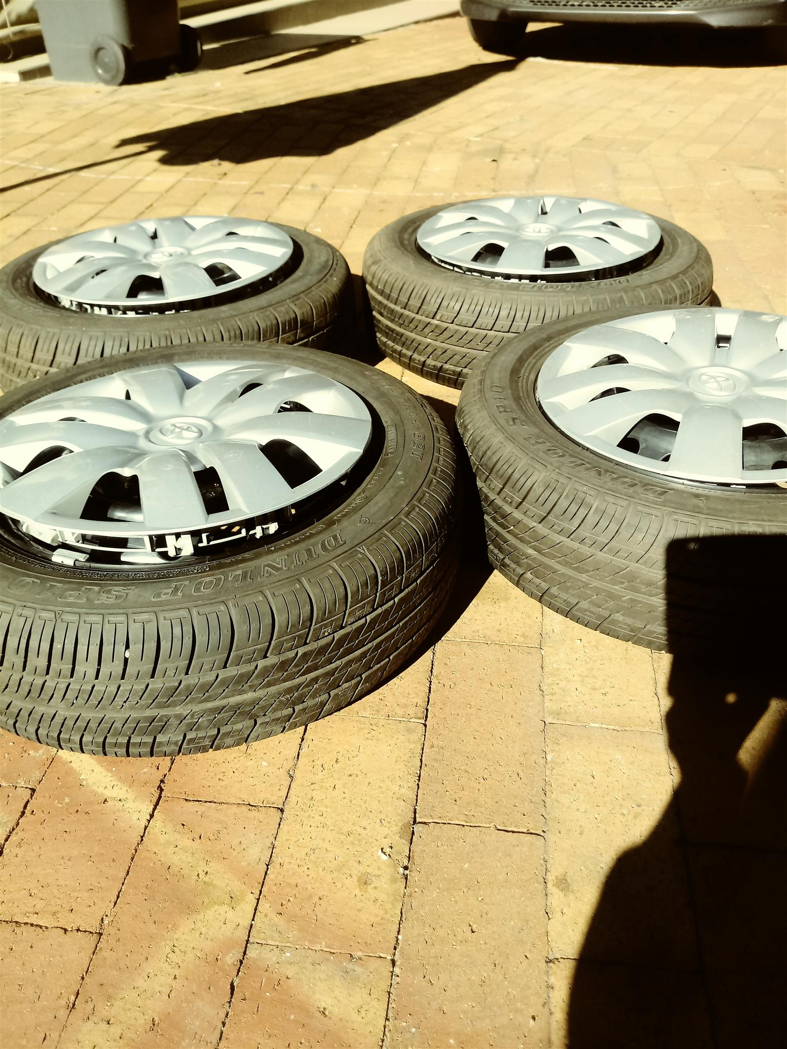 Toyota Yaris Rims and Tyres