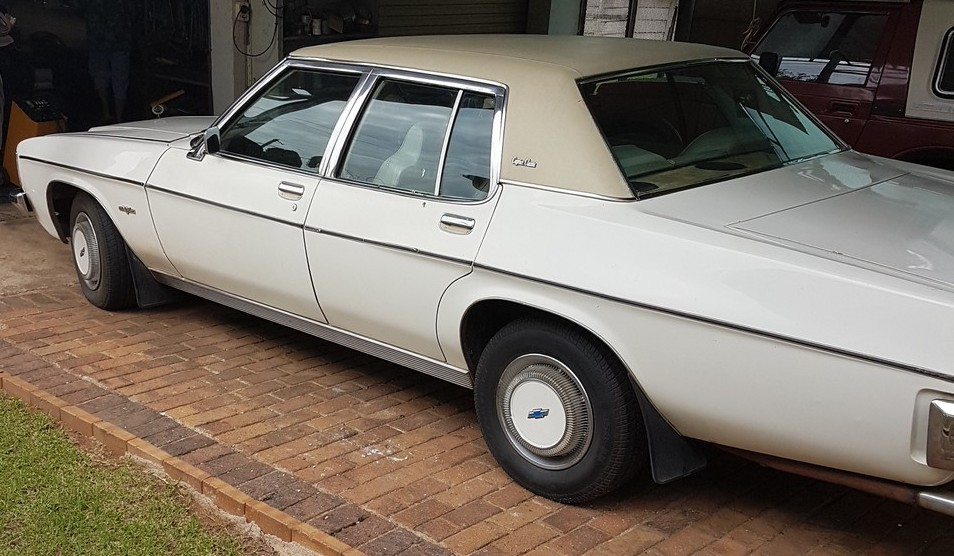 1975 Chev Caprice Classic V8 | Junk Mail