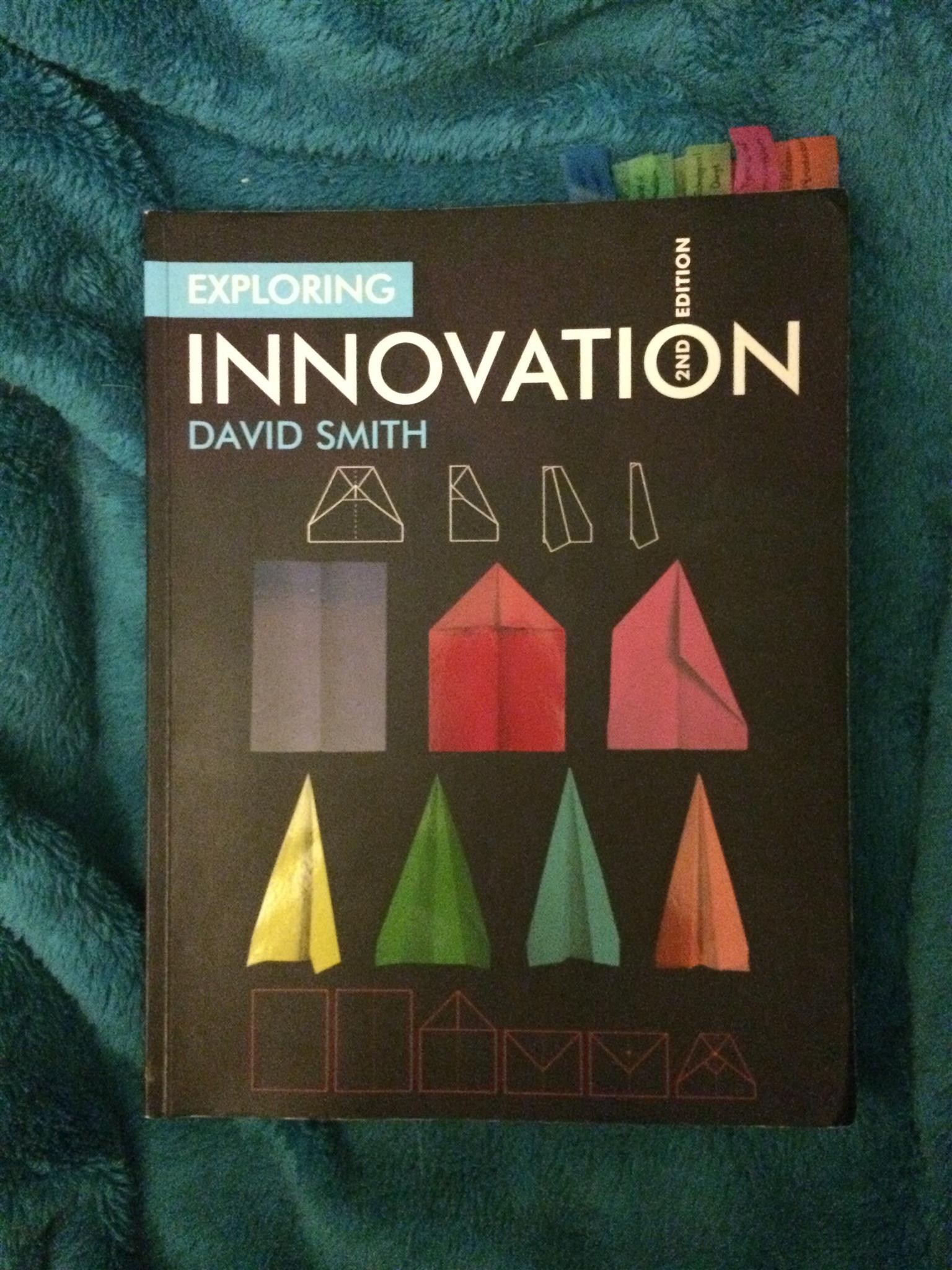 Exploring Innovation Textbook