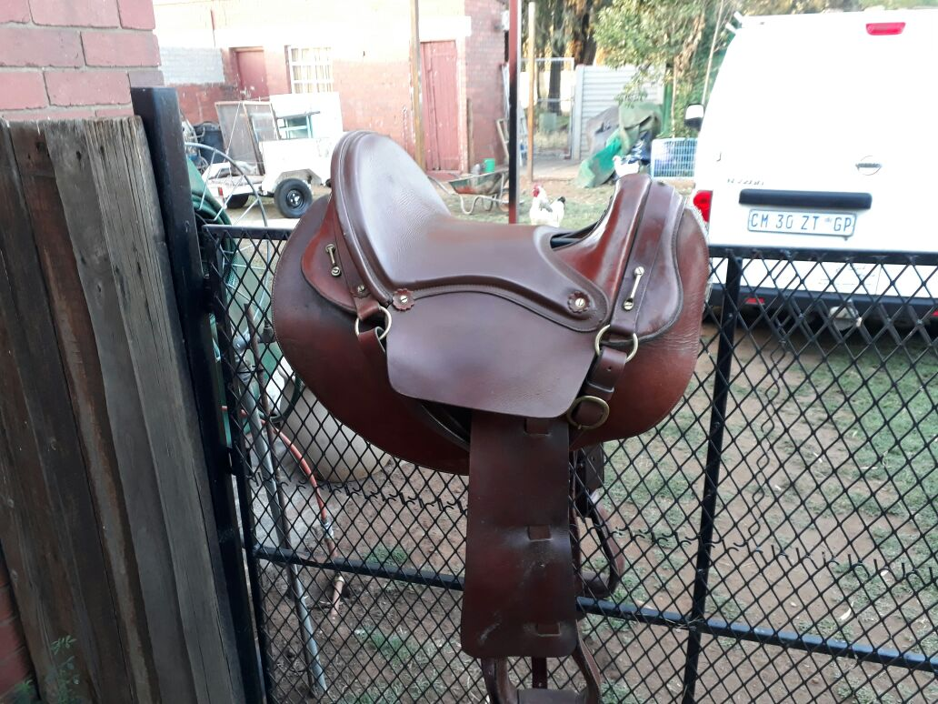 Cowboy Saddle for sale