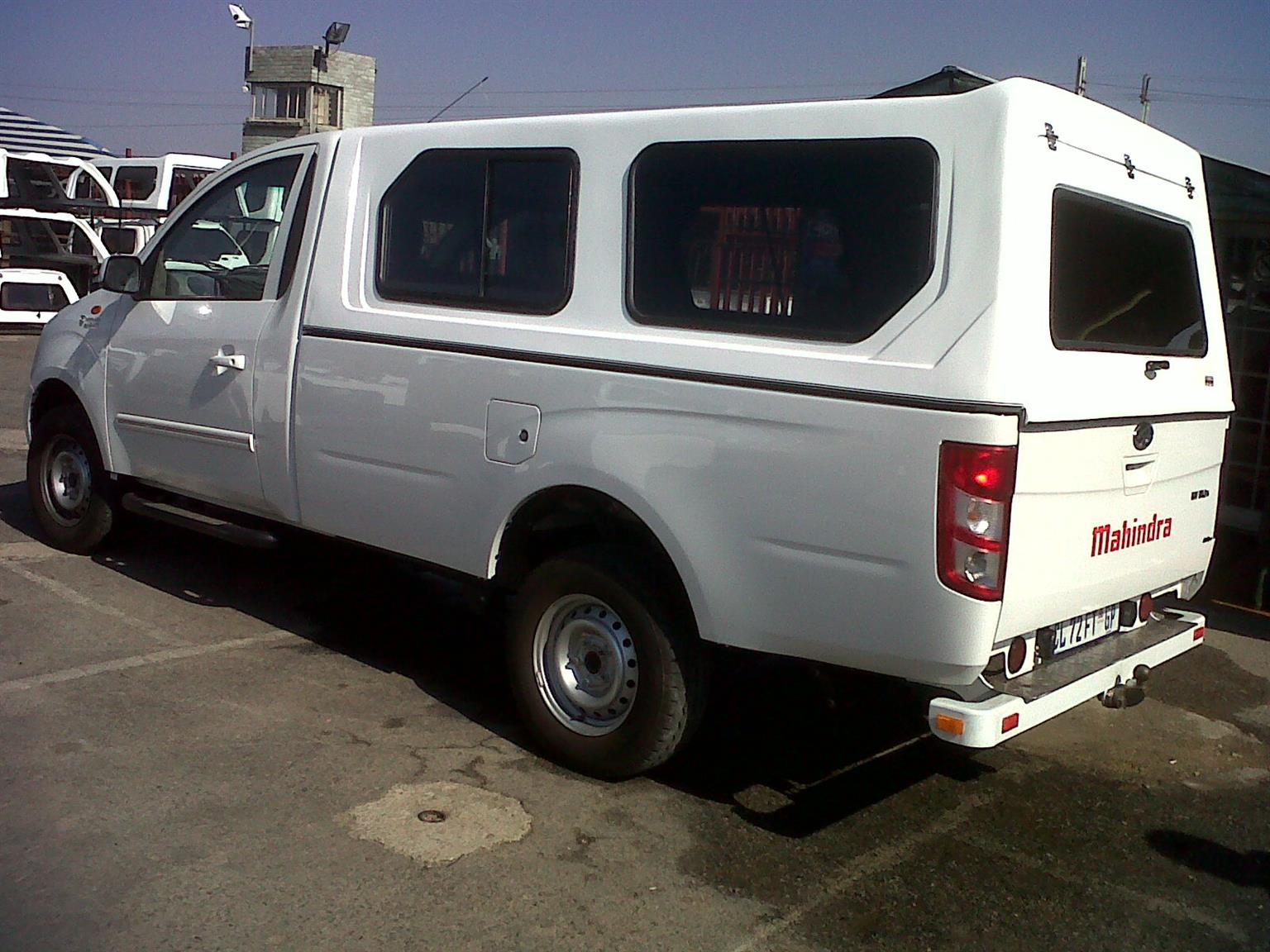 BRAND NEW GC MAHINDRA GENIO LWB SINGLE CAB BAKKIE CANOPY FOR SALE!!
