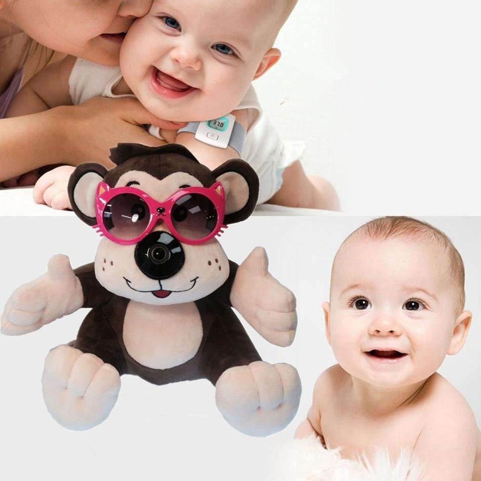 Furry Dog Toy HD IP Camera