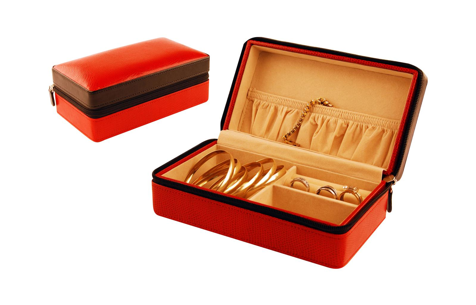 RED AND BLACK JEWELERY BOX!! BEST BUY AMAZING DEALS!!!