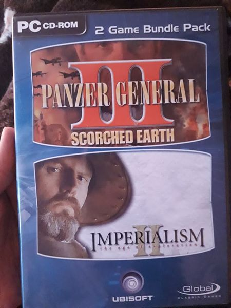Panzer general 3 and imperialism 2