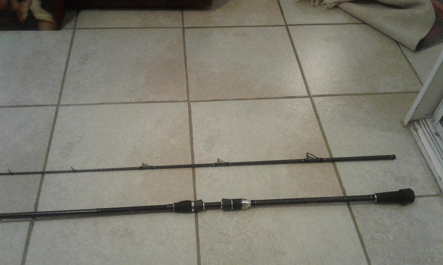Waft Venon 9 ft medium Rod