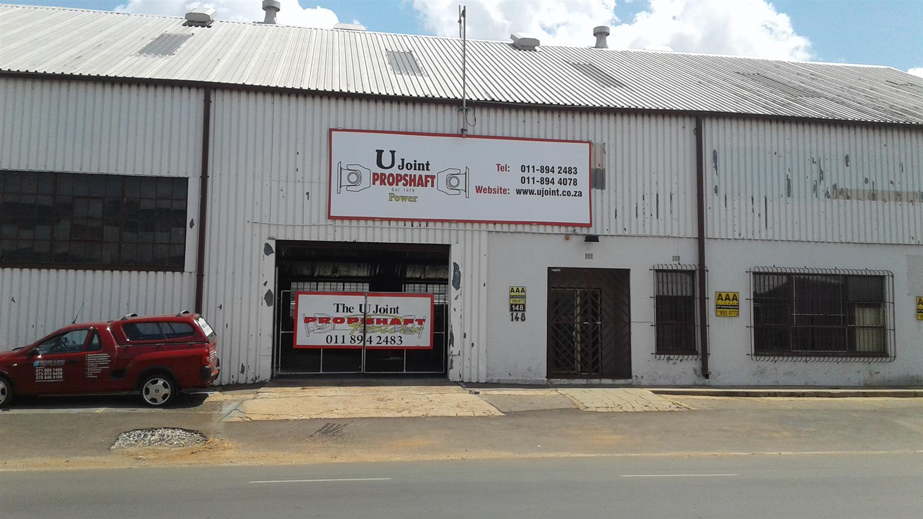 684 M² Factory/Warehouse
