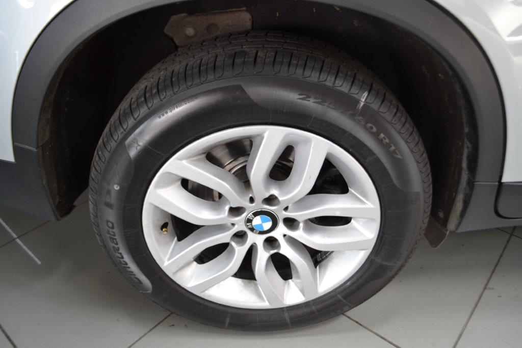 2013 BMW X3 xDrive20d