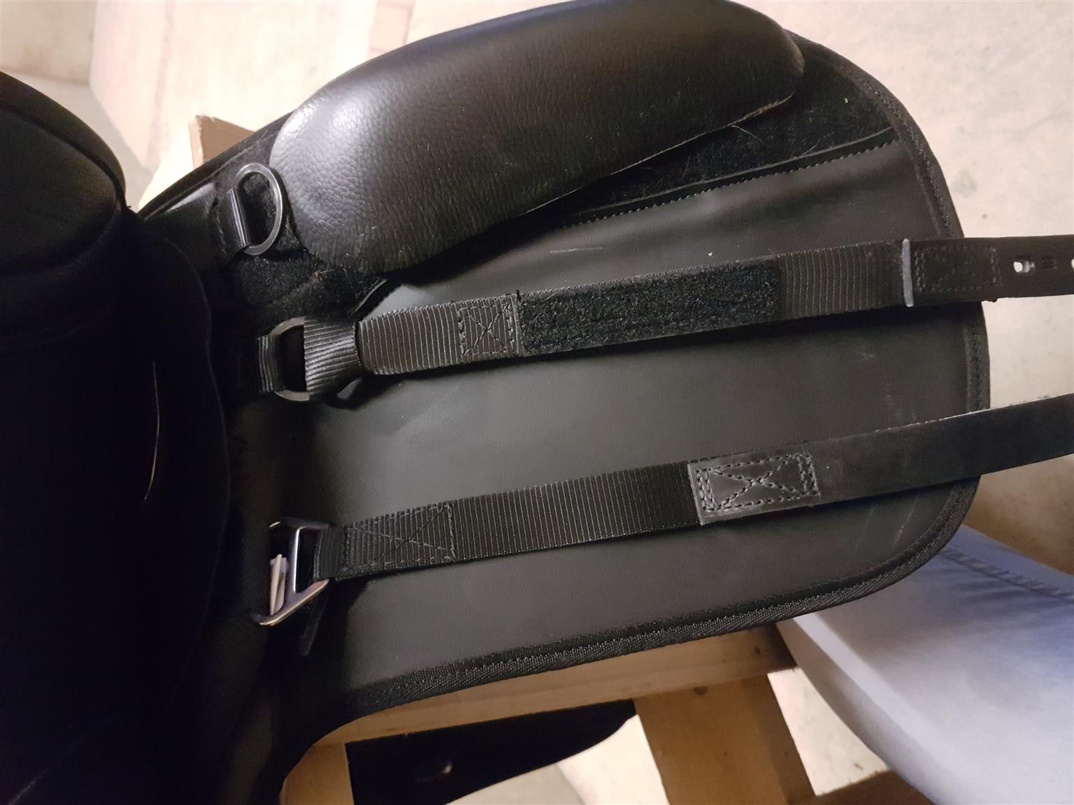 URGENT: Thorowgood Dressage saddle
