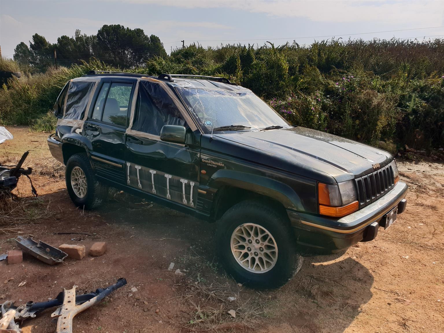 1996 Jeep Grand Cherokee 3.7L Laredo