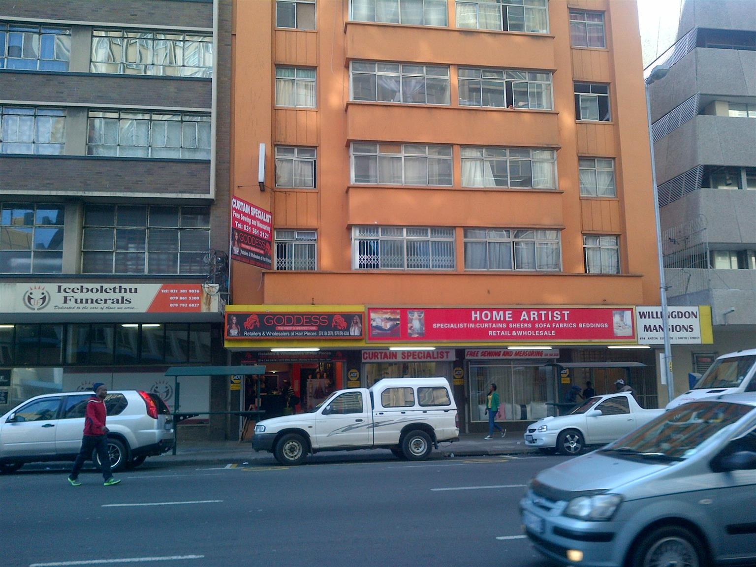 Office Space to Rent on 1st Floor