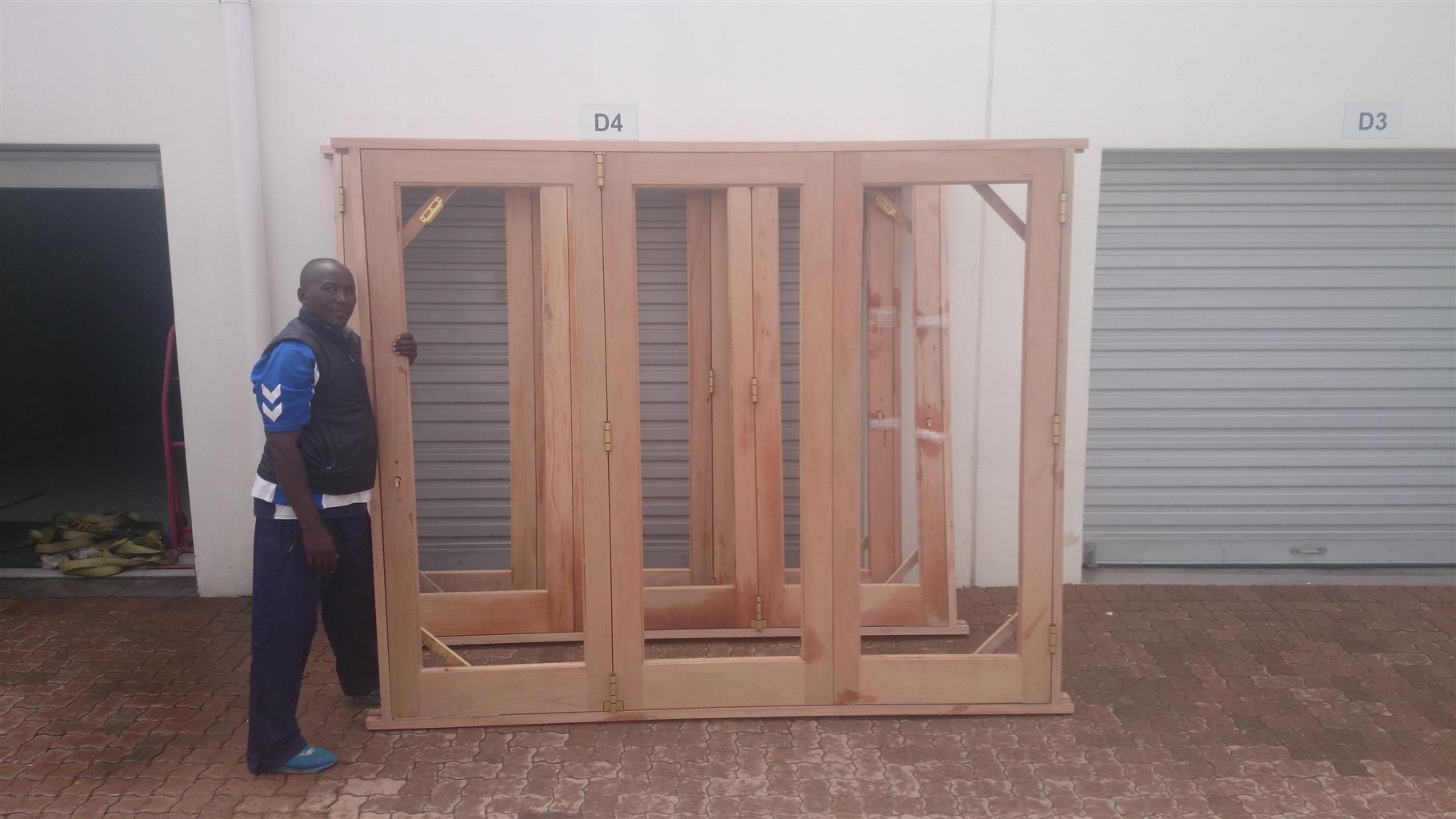 Brand New Fold-A-Slide Doors For Sale