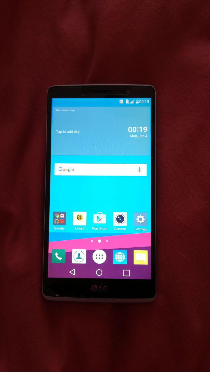 LG G4 Stylus URGENT SALE