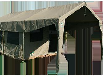 Sahara junior frame tent