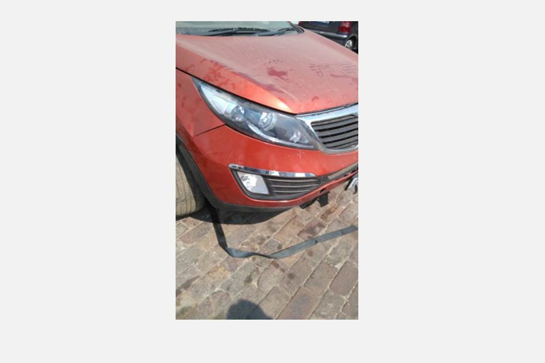 Sportage 2.0 manual 2014 now for stripping of part