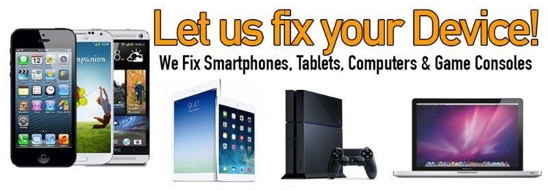 Laptop, Desktop, & Apple Repair Services-Desktop & Laptop:
