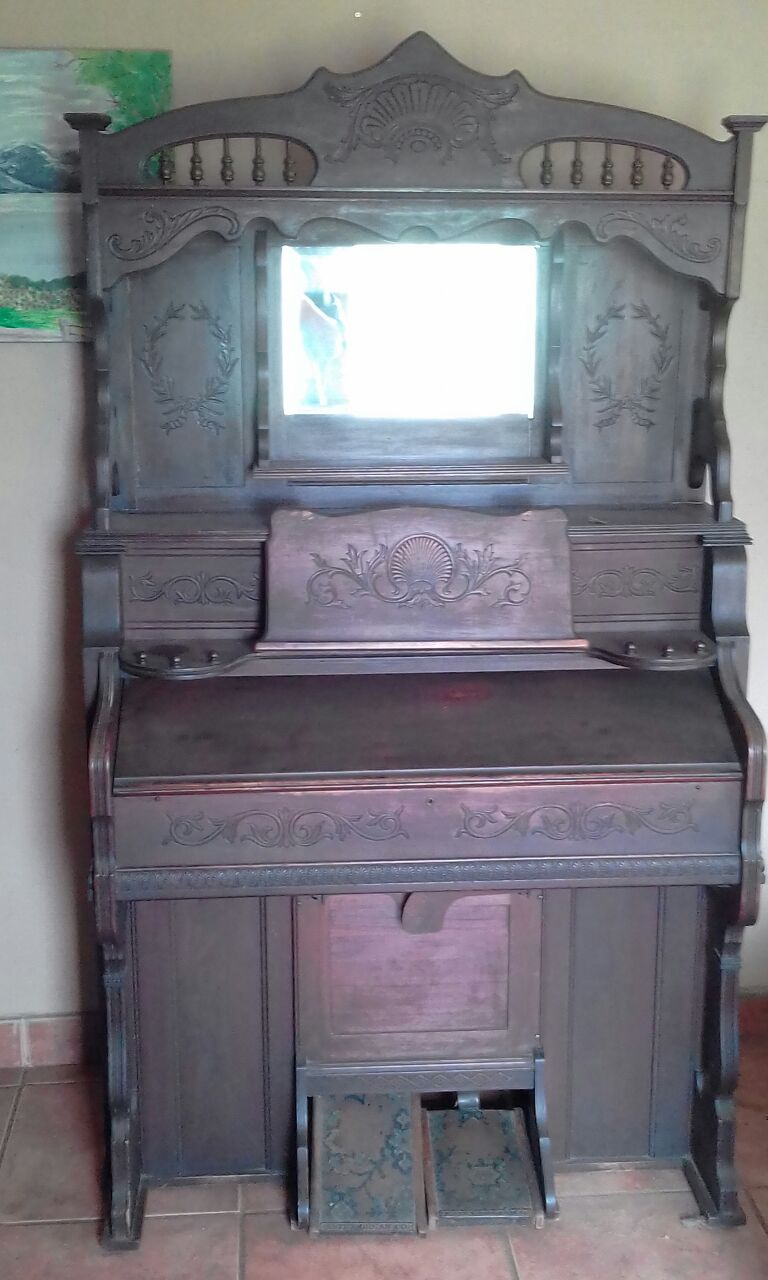 Very old working organ