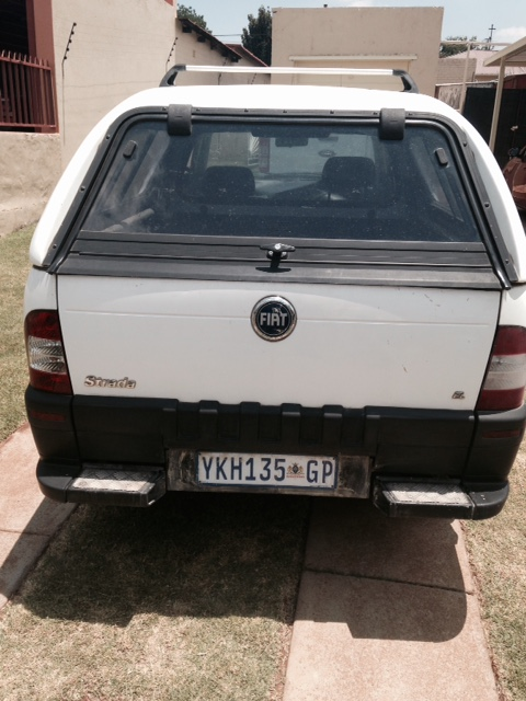2008 Fiat Strada